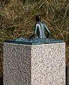 Juist, Skulptur -Strandläufer- -- 2014 -- 3591.jpg