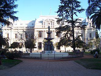 Jujuy Province - Casa de Gobierno de Jujuy.