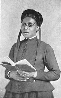 Julia A. J. Foote American deacon