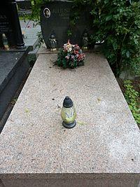 Juliusz Berger grób.JPG