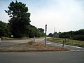 Junction of Wartling Road onto A271 - geograph.org.uk - 1372332.jpg