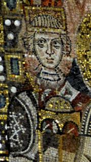 Justinian II Byzantine emperor