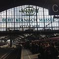 Köln Zug Kathedrale - Cologne Train Cathedral (26368985196).jpg