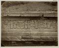 KITLV 28257 - Isidore van Kinsbergen - Relief on the west side of Panataran, Kediri - 1867-02 -1867-06.tif