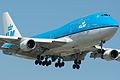 KLM 747-400 City of Lima PH-BFL (4636336032).jpg