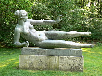 Air (Maillol) - Image: KMM Maillol