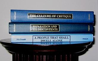 The Culture of Critique series - Image: K Mtrilogy