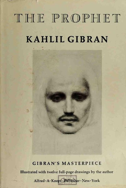 File:Kahlil Gibran - The Prophet (1971 edition).pdf