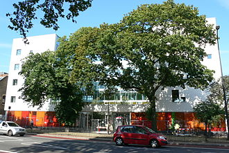 Lewisham - Kaleidoscope Children and Young People's Centre, Catford
