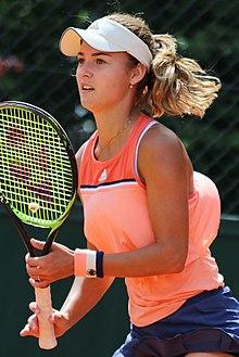 Anna Kalinskaya - Wikipedia