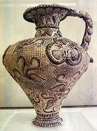 Древнегреческие вазы - описание и фотографии   271x200