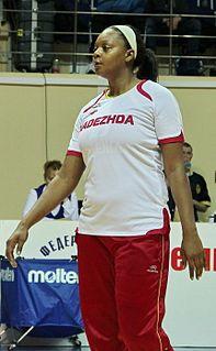 Kara Braxton American professional basketball player