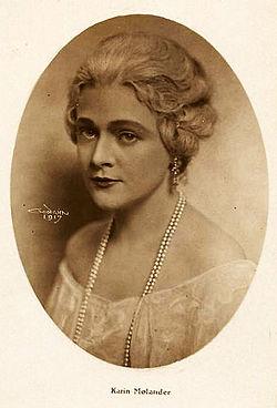 Karin Molander 1917
