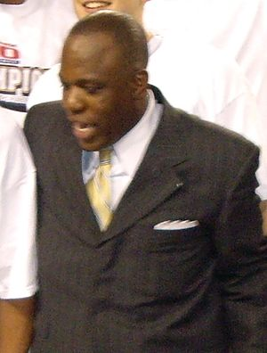 Karl Hobbs - Hobbs after the 2007 Atlantic 10 Tournament.