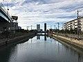 Kashiigawa River from Shin-Kashiihashi Bridge (west) 2.jpg