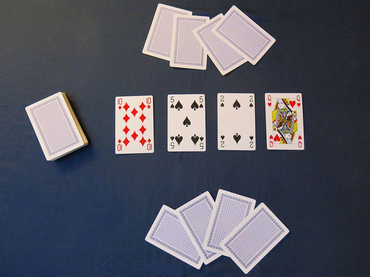 stor casino kortspil