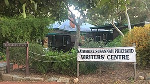 Katharine Susannah Prichard - Katharine Prichard Writers' Centre, Greenmount