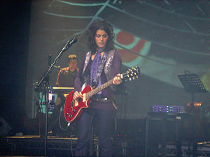 Katie Melua - Melua at Cambridge Corn Exchange, part of her 2006 UK concert tour