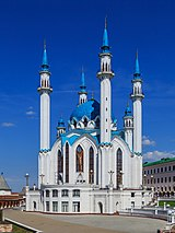 List Of Mosques In Russia Wikipedia