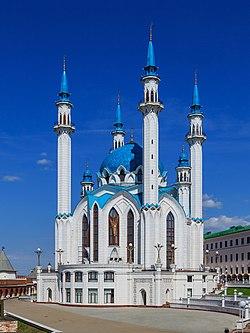 Kazan russia zip code