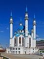 Kazan Kremlin Qolsharif Mosque 08-2016 img2.jpg
