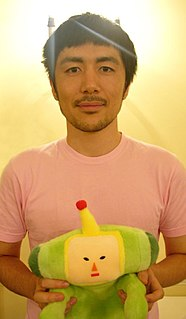Keita Takahashi Japanese video game designer