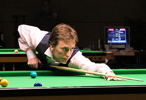 Snooker world rankings 1997/1998 - Image: Ken Doherty PHC 2011 1