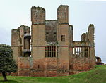 Kenilworth Castle, Leicester's Building 2016.jpg