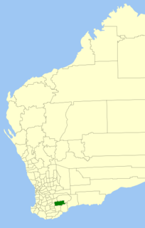 Shire of Kent Local government area in the Great Southern region of Western Australia