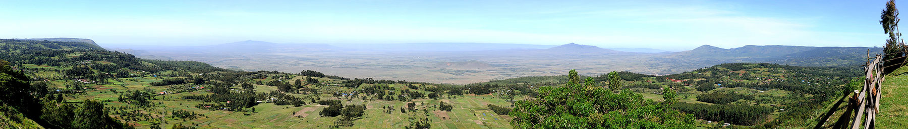 Great Rift Valley, Kenia