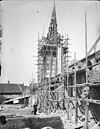 kerk tijdens de restauratie - zuidland - 20225547 - rce