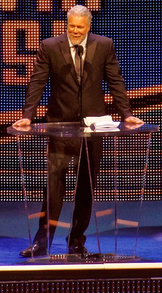 Kevin Nash - Nash at the WWE Hall of Fame in 2015