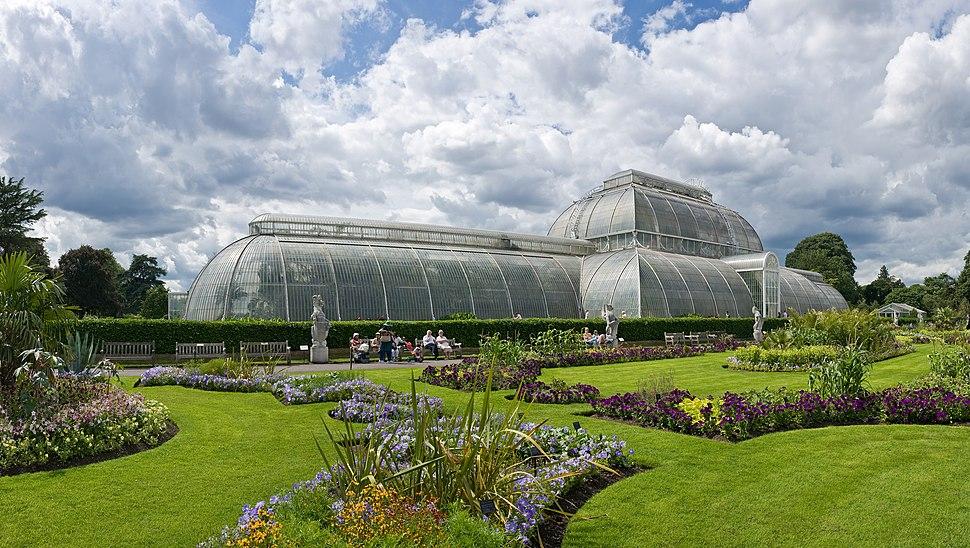 Kew Gardens Palm House, London - July 2009
