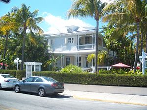 Key West, Florida - Key West Historic District