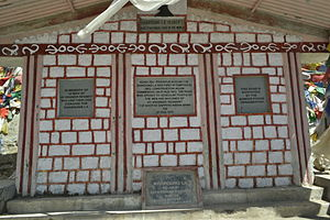 Khardung La - A memorial at Khardung La