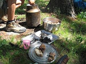 Mongolian cuisine - Khorkhog