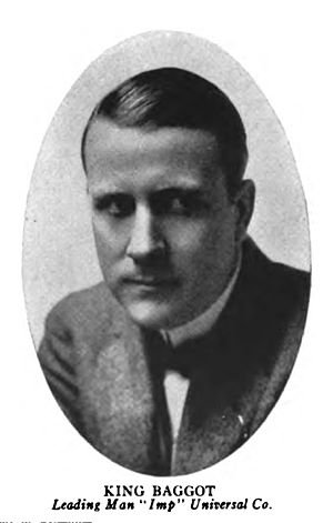 King Baggot - Baggot in 1914.