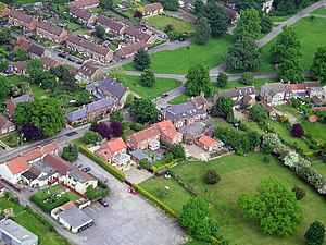 Kirkby Fleetham - Image: Kirkby Fleetham West(Bruffy)May 2004