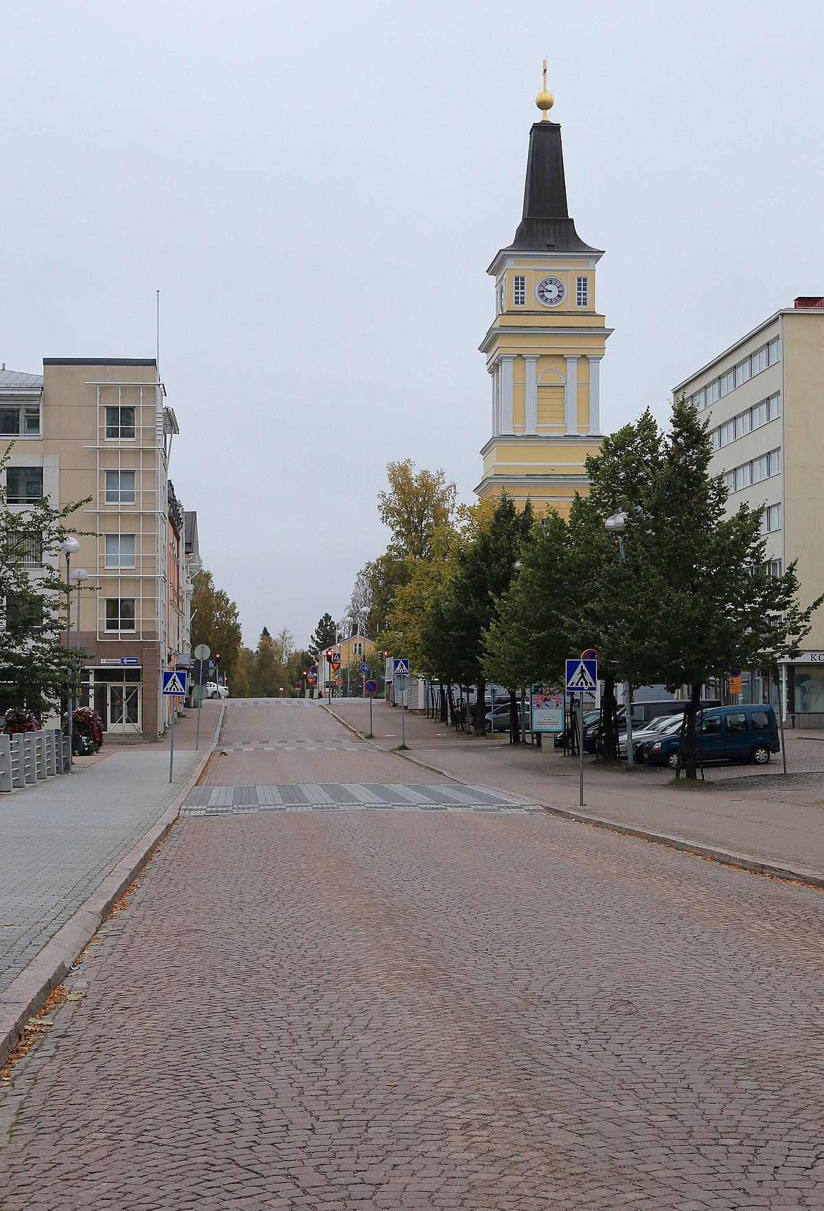 Oulu Kaupunginosat