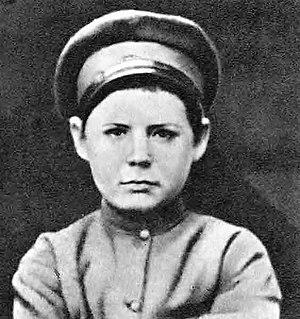 Sergey Kirov - Kirov as a child