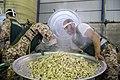 Kitchens in Iran آشپزخانه ها و ایستگاه های صلواتی در شهر مهران در ایام اربعین 116.jpg