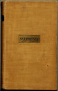 Mephisto cover