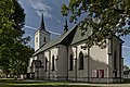 Kościół par. p.w. Wniebow. NMP, Ludźmierz, A-913 M 26.jpg