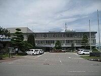 Komagane city hall.JPG