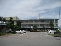 Komagane city hall.JPG