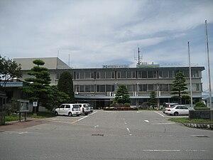 Komagane, Nagano - Komagane City Hall