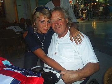 Koos Alberts en Rebecca Koetje