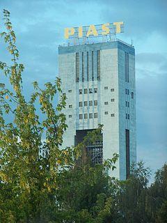 1981 strike at the Piast Coal Mine in Bieruń