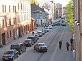 Krāsotāju iela (uz Artilērijas ielas stūra kārtējā avārija) - panoramio.jpg