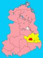 Kreis Finsterwalde im Bezirk Cottbus.PNG